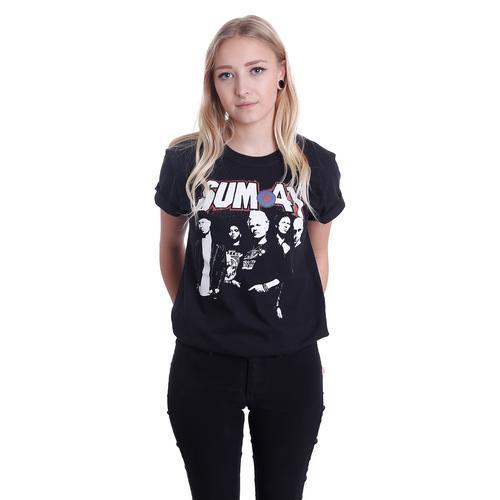 Sum 41 - Photo Portrait - - T-Shirts
