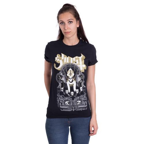 Ghost - Wegner - - T-Shirts