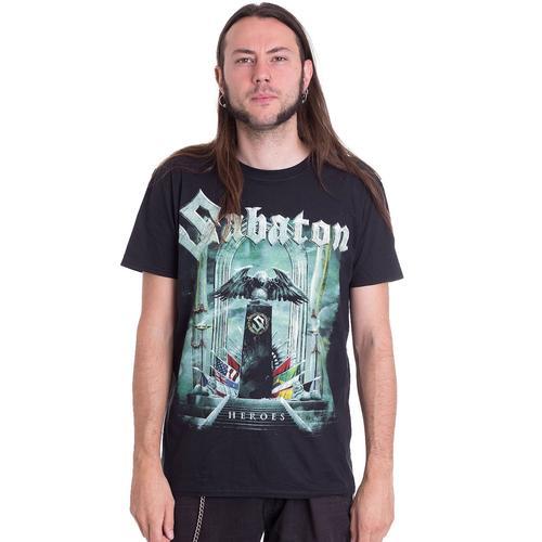 Sabaton - Heroes - - T-Shirts