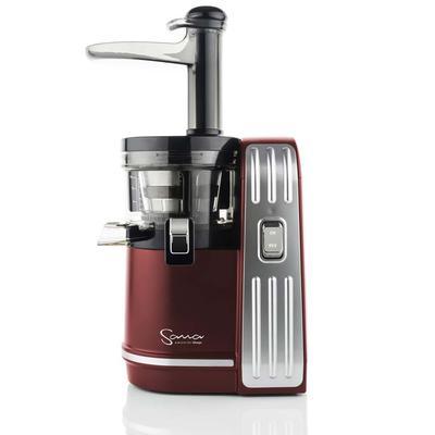 Sana Juicer 828   Entsafter + Zitruspresse   3. Generation Slow Juicer