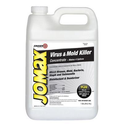 Zinsser & Co. 60601A Jomax Virus And Mold Killer, 1-gallon