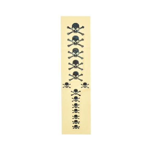 Jockomo Skull Fret Markers Sticker BP