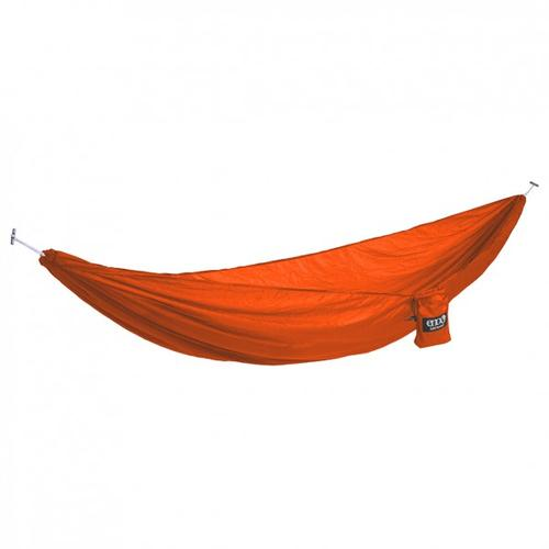 ENO - Sub6 Hammock - Hängematte Gr 266 x 119 cm rot/orange
