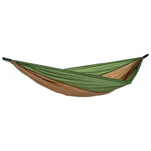 Amazonas - Hängematte Adventure - Hängematte Gr 2,75 x 1,4 m oliv/braun