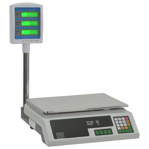 vidaXL Elektronische Paketwaage mit LCD 30 kg