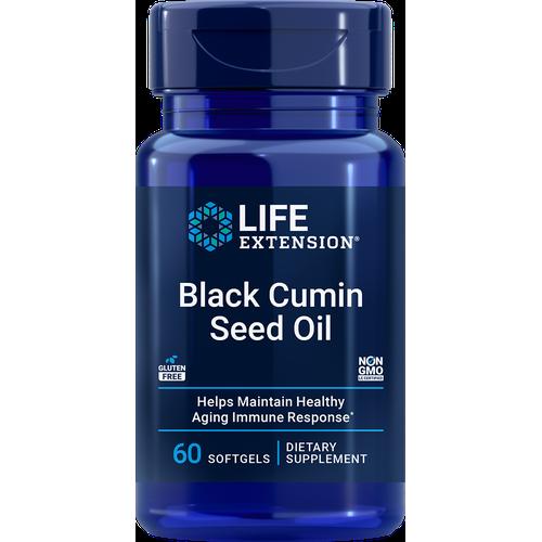 Black Cumin Seed Oil, 60 softgels