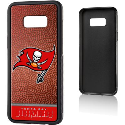 Tampa Bay Buccaneers Galaxy Bump Case with Football Design