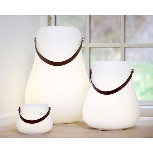 Nordic D`Luxx Leuchten und Vasen 34x41 cm / mit Licht und Lautsprecher