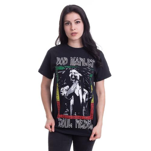Bob Marley - Soul Rebel - - T-Shirts
