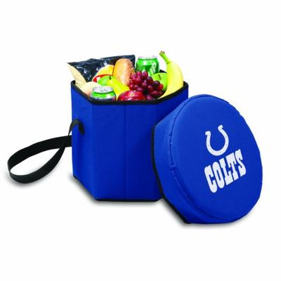 NFL Indianapolis Colts Bongo Insulated Collapsible Cooler, Navy