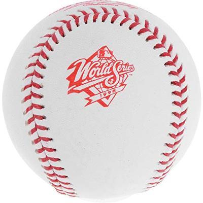 Sports Memorabilia Rawlings 1998 MLB World Series Baseball - MLB Baseballs