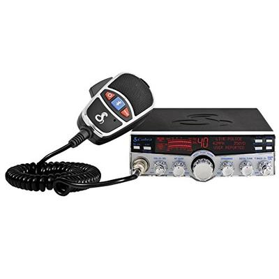 Cobra 29 LX MAX Smart CB Radio with Smartphone Enhanced Features and Legal Hands-Free Calls