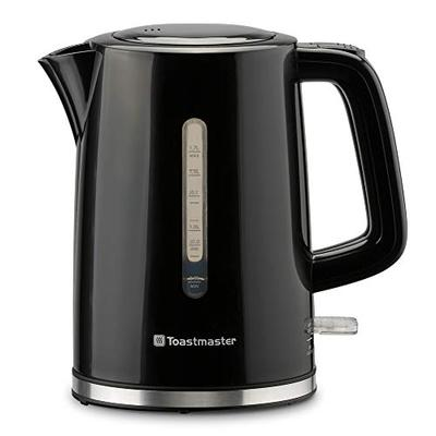 Toastmaster TM-796KECB Electric Kettle 1.7 Liters Black