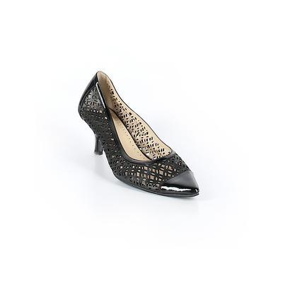 Adrienne Vittadini - Adrienne Vittadini Heels: Black Shoes - Size 8 1/2