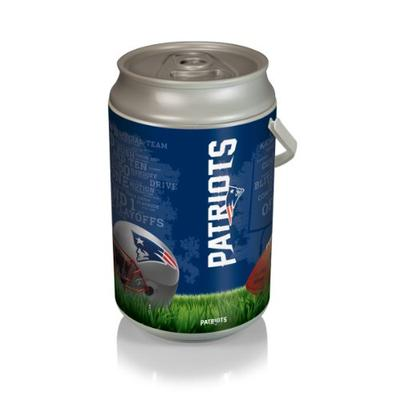 NFL New England Patriots Insulated Mega Can Cooler, 5-Gallon