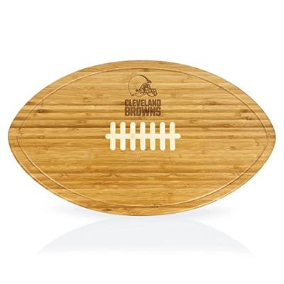 NFL Cleveland Browns Kickoff Cheese Board, 20 1/4-Inch