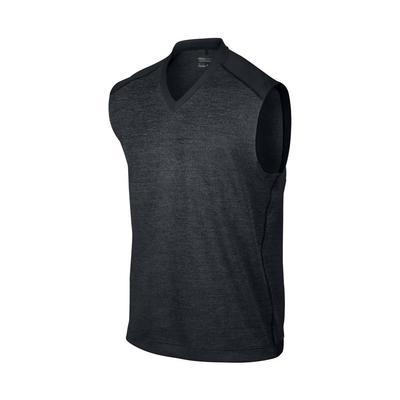 Nike Golf Dri-Fit Performance Vest-Black-Medium