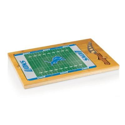 NFL Detroit Lions 3-Piece Icon Cheese Set
