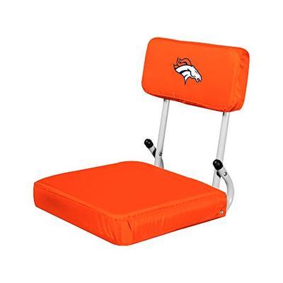 NFL Denver Broncos Hardback Seat