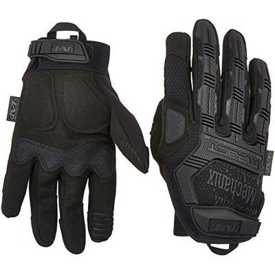 Mechanix Wear MP-F55-009 TAA Compliant M-Pact Glove, Medium, Black