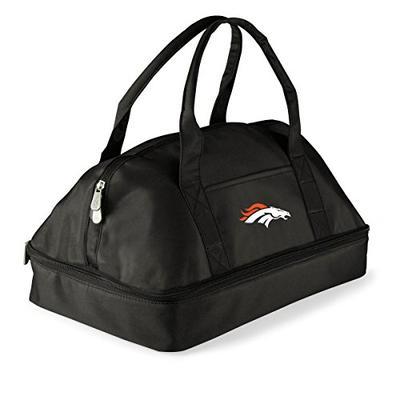 NFL Denver Broncos Potluck Casserole Tote