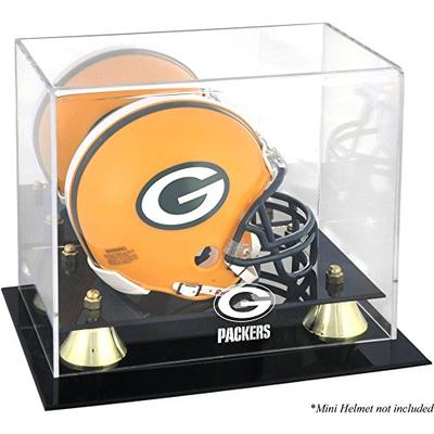 Mounted Memories Green Bay Packers Mini Helmet Display Case