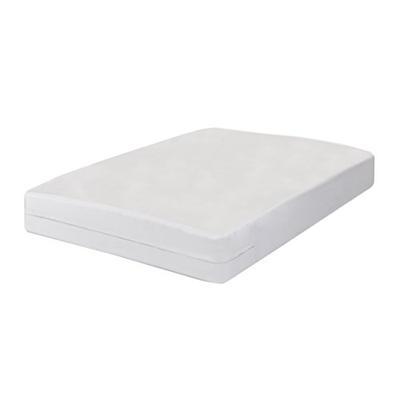 Bed Bug Blocker Hypoallergenic All In One Breathable Queen Box Spring Cover Encasement Protector Zip